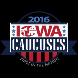 Iowa Caucus 2016 Logo