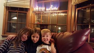 Chanukah Kids 2015