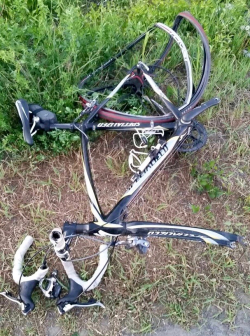 Mangled Bike Use