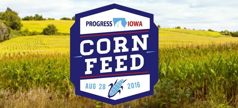 Progress Iowa Corn 2016