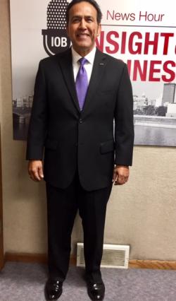 Carlos Alvarez Standing 12 Oct 2016