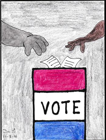Tim Lloyd 6 Nov 2016 Vote