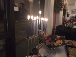 Chanukah 8th Night Strudl Haus