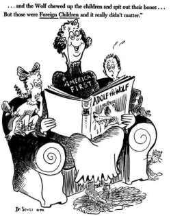 Dr Seuss America First