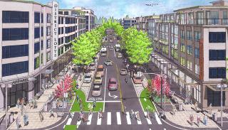 Main Street Concept Sample