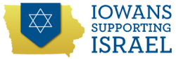 Iowans Supporting Israel Logo