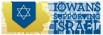 Iowans Supporting Israel Logo