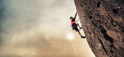 Bold Rock Climbing