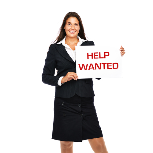 Woman Help Wanted