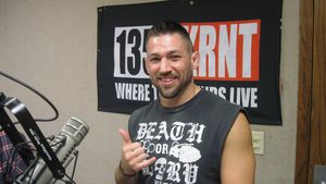 Joe Brammer KRNT 21 Oct 2014