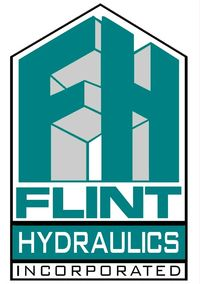 Flint Hydraulics Logo
