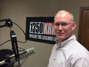 Dave Nelson KRNT 21 May 2015