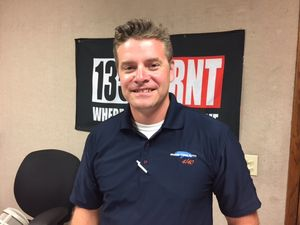 Clint Dudley KRNT 25 Aug 2015