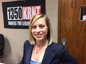 Jennifer Chittenden KRNT 26 Aug 2015