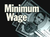 Minimum Wage Money