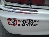 Branstad Layoff