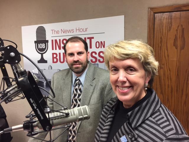 Greg Pierce Susan Judkins IOB 19 Jan 2016