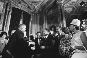 Voting Rights LBJ MLK