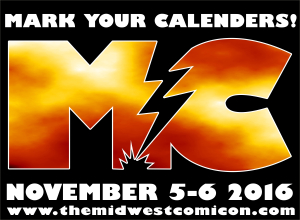 Midwest Comicon 2016