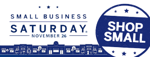 Small Business Saturday 26 Nov Image