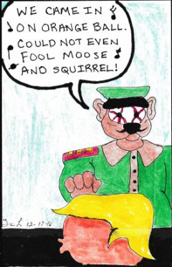 Tim Lloyd 18 Dec 2016 Soviet Humor