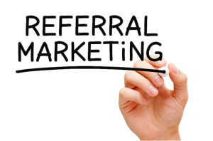 Referral Marketing Written
