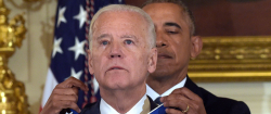 Biden Obama Medal AP Jan 2017