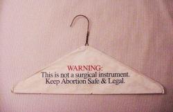 Coathanger-abortion