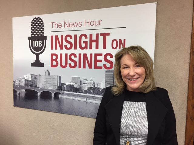 Deborah Rinner IOB 14 March 2017