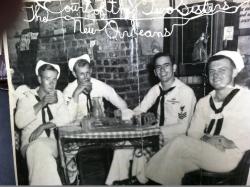 Dan New Orleans 1943