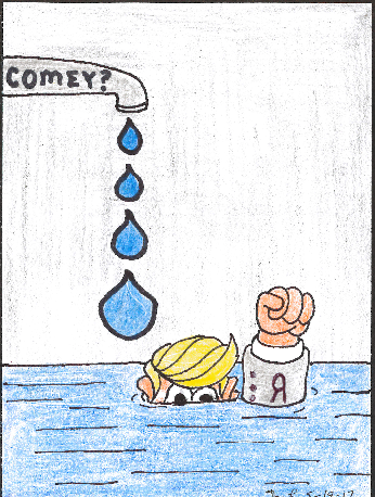 Tim Lloyd 11 June 2017 Comey Drip