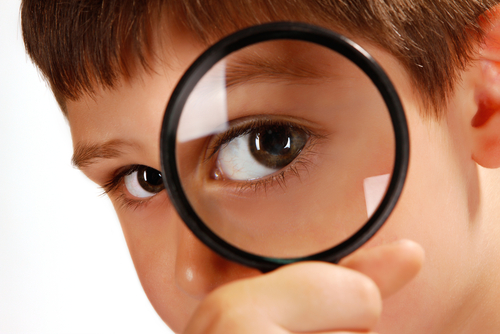 Child Magnifying Glass