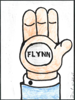 Tim Lloyd 26 Nov 2017 Flynn Flip