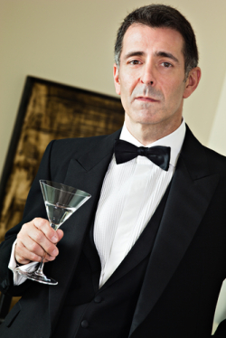 Man Martini Tux