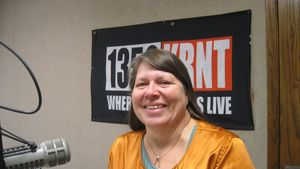 Mary Sayre KRNT 6 Oct 2014