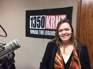 Laura Kinnard KRNT 11 Nov 2014