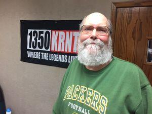 Ron Sorenson KRNT 23 April 2015