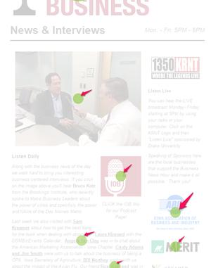 IOB Newsletter Clicks Use