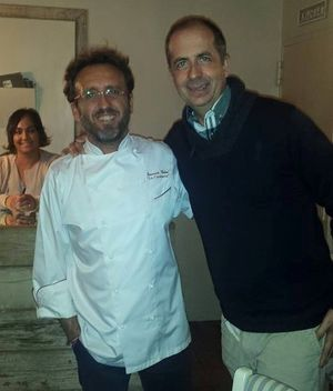 Chef Michael With Chef