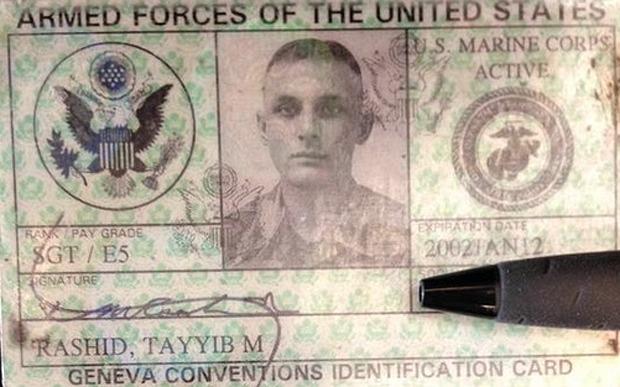 Marine ID