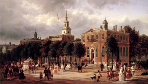 1787 Independence Hall