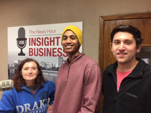 Drake Students IOB 23 Nov 2016