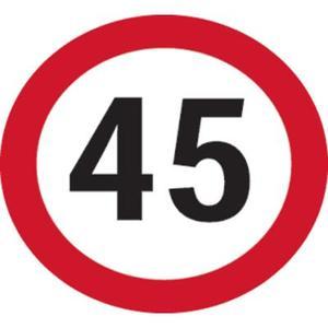 45 >> 45