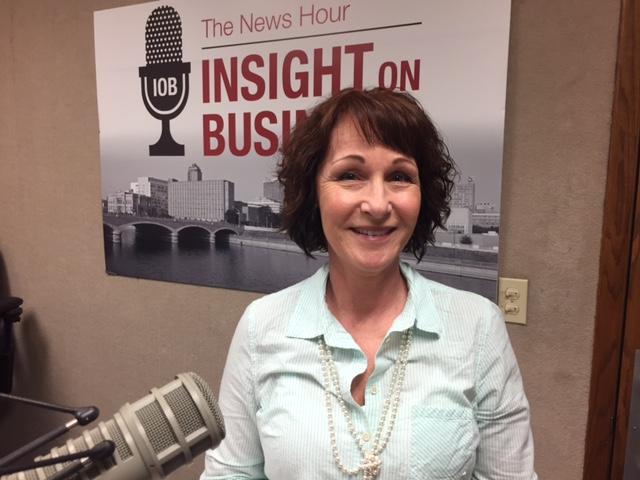 Debbie Marchall IOB 12 April 2017