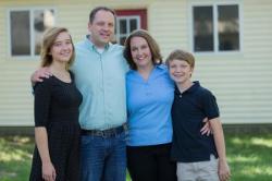 Jennifer Konfrst Family