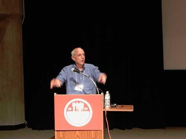 Ames 2017 Larry Speaking