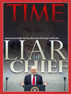 Liar-in-chief