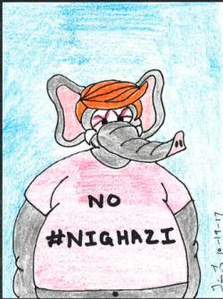Tim Lloyd 22 Oct 2017 Nighazi Image