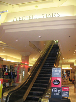 Younkers Elec Stairs
