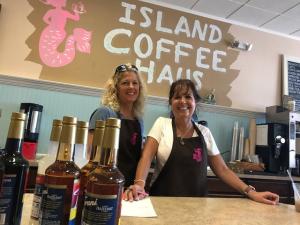 Bev Jill Coffee Haus May 2018